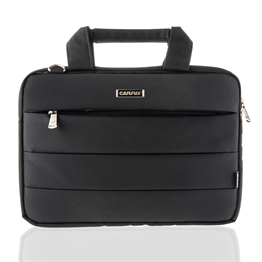 Caseflex 200D 13.3'' Macbook Laptop Bag - Black