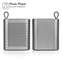 Caseflex Wireless Mini Bluetooth Speaker - Gunmetal